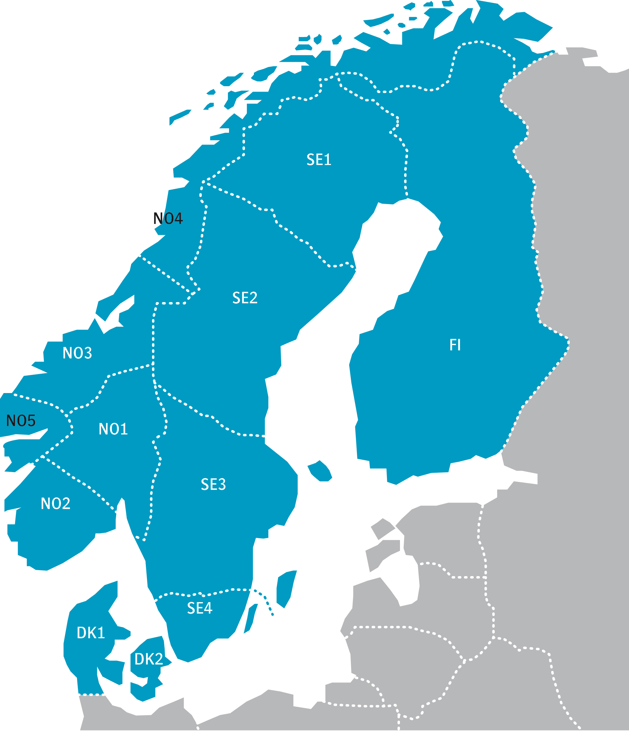 An overview of the nordic electricity market nordreg karta norway was the first nordic country gumiabroncs Gallery